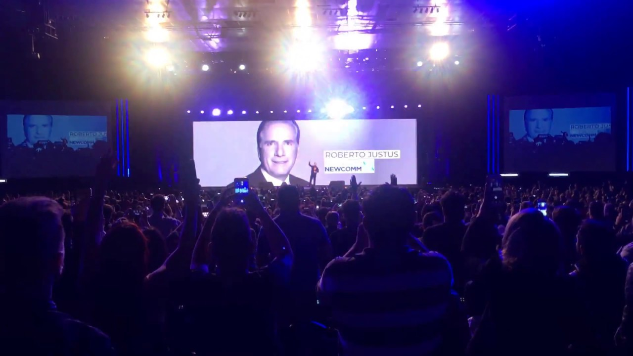 Palestra Roberto Justus 7 Chaves Do Sucesso