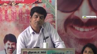 Jagan , Charms & Lollu Sabha Swaminathan Speech In Manal Kayiru 2 Audio Launch