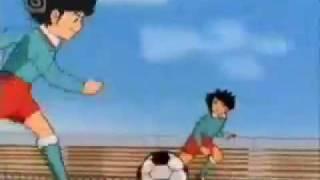 Captain Tsubasa - Die Tollen Fußballstars - Intro (German)