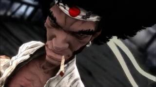 Afro Samurai Videogame: Ninja Ninja Moments