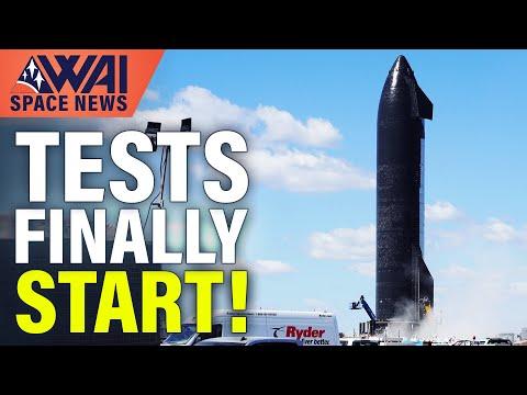 SpaceX Starship 20 – Testen Beginnen!