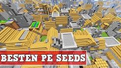 Die besten Minecraft Pocket Edition Seeds 1.6 Aquatic | Minecraft Pocket Edition Seed Deutsch
