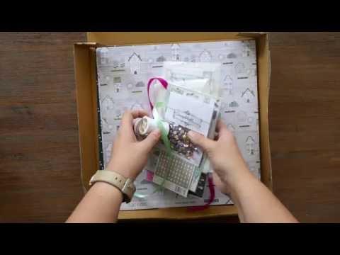 Document Life Stories Scrapkit #2 Sweet Cuddles Uitpakvideo