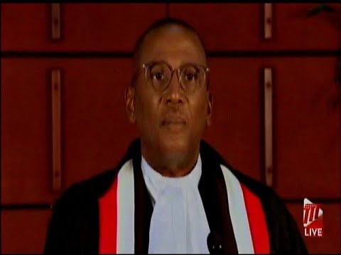 Chief Justice Laments: Criminal Justice System On The Verge Of Collapse