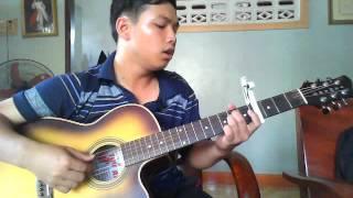 Anh mơ-Gao Bạc Đi Lạc (Guitar cover)
