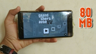 [90MB] How To Download GTA 4 For Android! GTA 3 Mod In 90MB