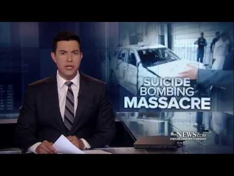 Bomkbing massacre in Kabul, Afghanistan, claims the lives of more than 50 people