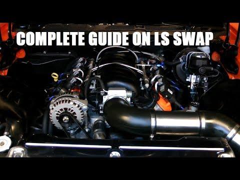 HOW TO LS SWAP YOUR 1970-1981 SECOND GEN CAMARO OR FIREBIRD  Sbc Swap Wiring Diagram Firebird on