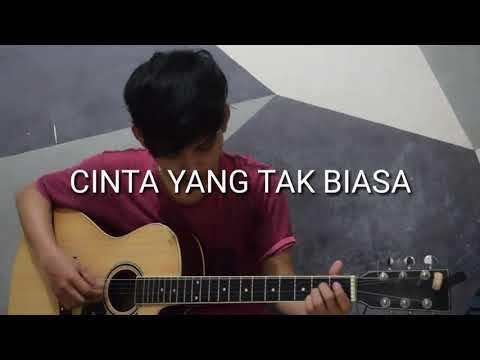 Cinta yang tak biasa (cover Natta reza )