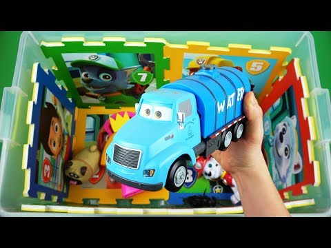 Characters, pets & colors: Peppa Pig, Paw Patrol, Pixar Cars, Ben & Holly  Learn videos for Children