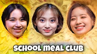 Download school meal club: the brainy babies of TWICE