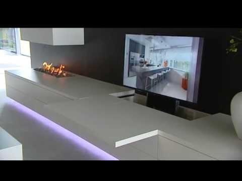 Hidden Tv Meubel.Klink Osse In Rtl Woontips Youtube