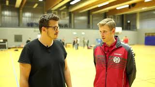 2. Bundesliga | Mainz 05| Interview mit Cheftrainer Chris Pfeiffer