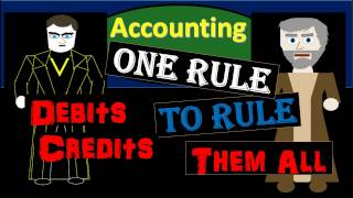 200 Debits & Credits - One Rule to Rule Them All