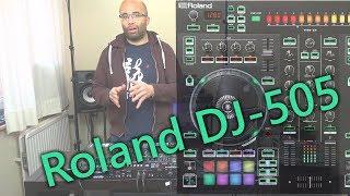 Roland DJ-505 revision completa: ¿Qué tan bueno es?