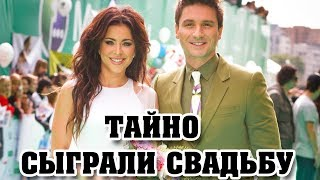 Ани ЛОРАК и Сергей ЛАЗАРЕВ сыграли тайную свадьбу: муж был лишь для прикрытия