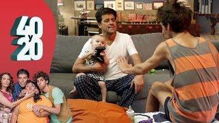 Capítulo 11: ¿Paco se volverá abuelo o padre? | 40 y 20 T1 - Distrito Comedia