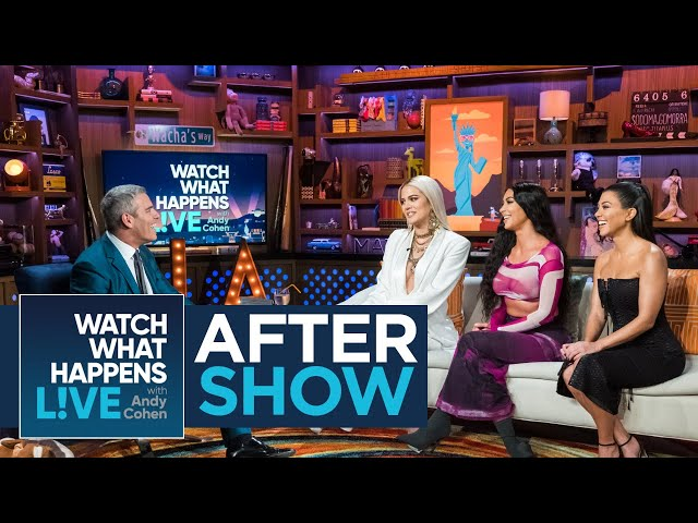 c62c2563eba5a The Kardashians Just Had Their Best Interview Ever on WWHL