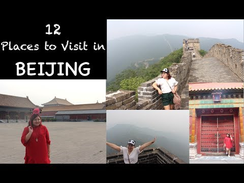 12 Places to visit in Beijing within 5 Days + Beijing AirBnB Apartment Tour