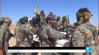 Syria: US-backed alliance enters Deir al-Zor province, almost completely controlled by ISIS
