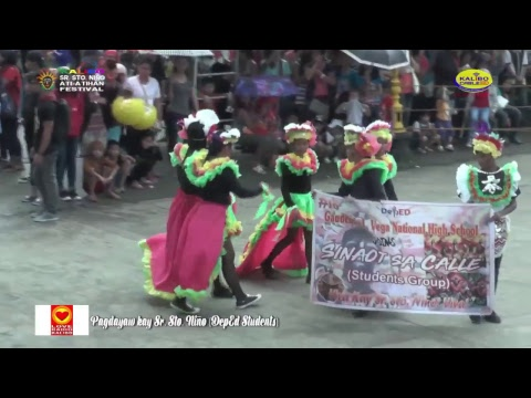 Kalibo Cable Live : 2018 Pagdayaw kay Sr. Sto Niño (DepEd Students)