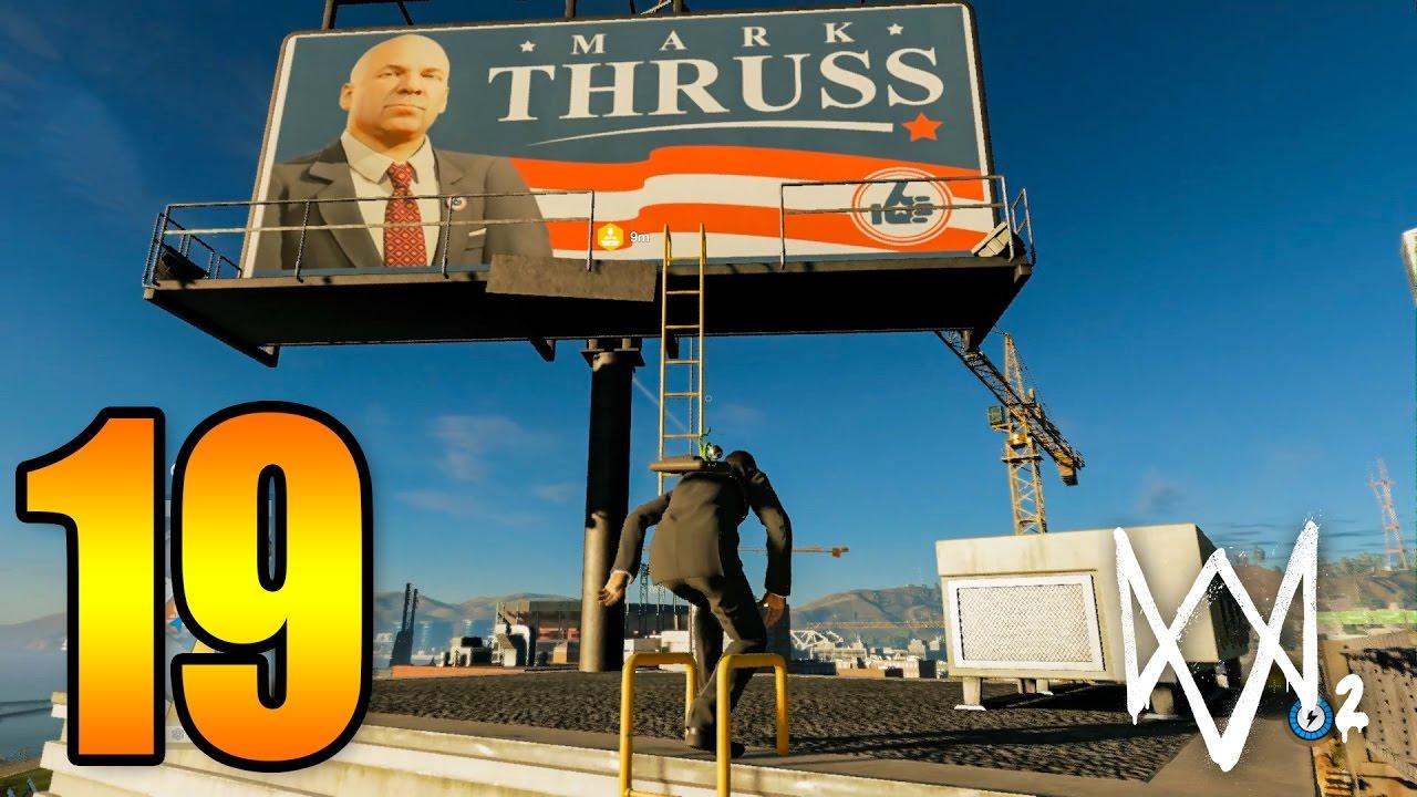 Watch Dogs  Billboard T