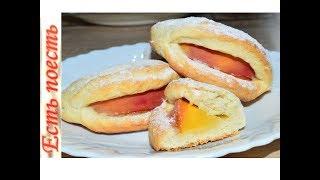 """""""Сладкие губки"""" с персиком - бесподобное печенье"""