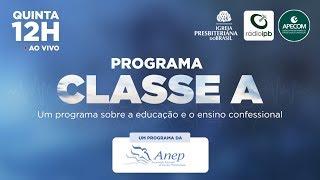 Classe A IPB #10_200305 - Formacao de Professores