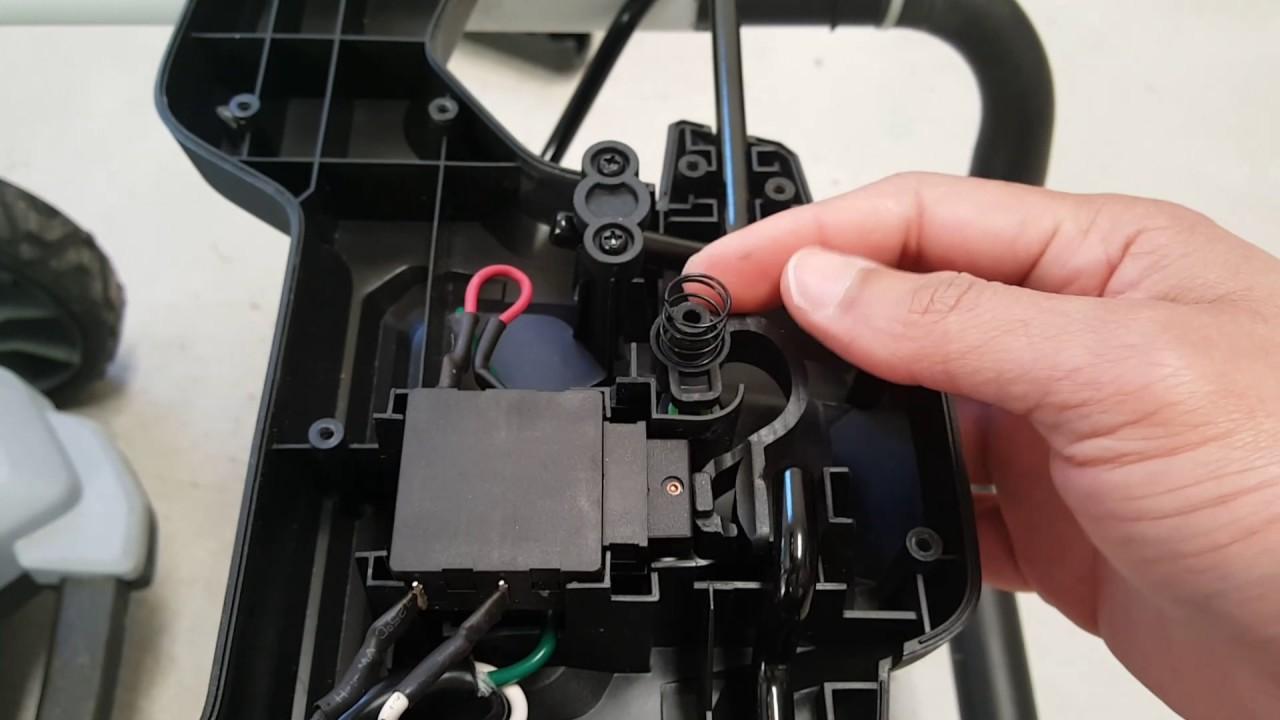 ego mower not turning on repair [ 1280 x 720 Pixel ]