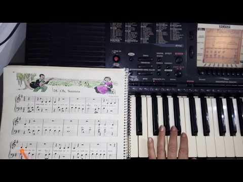 The Leila Fletcher Piano Course- lição 28
