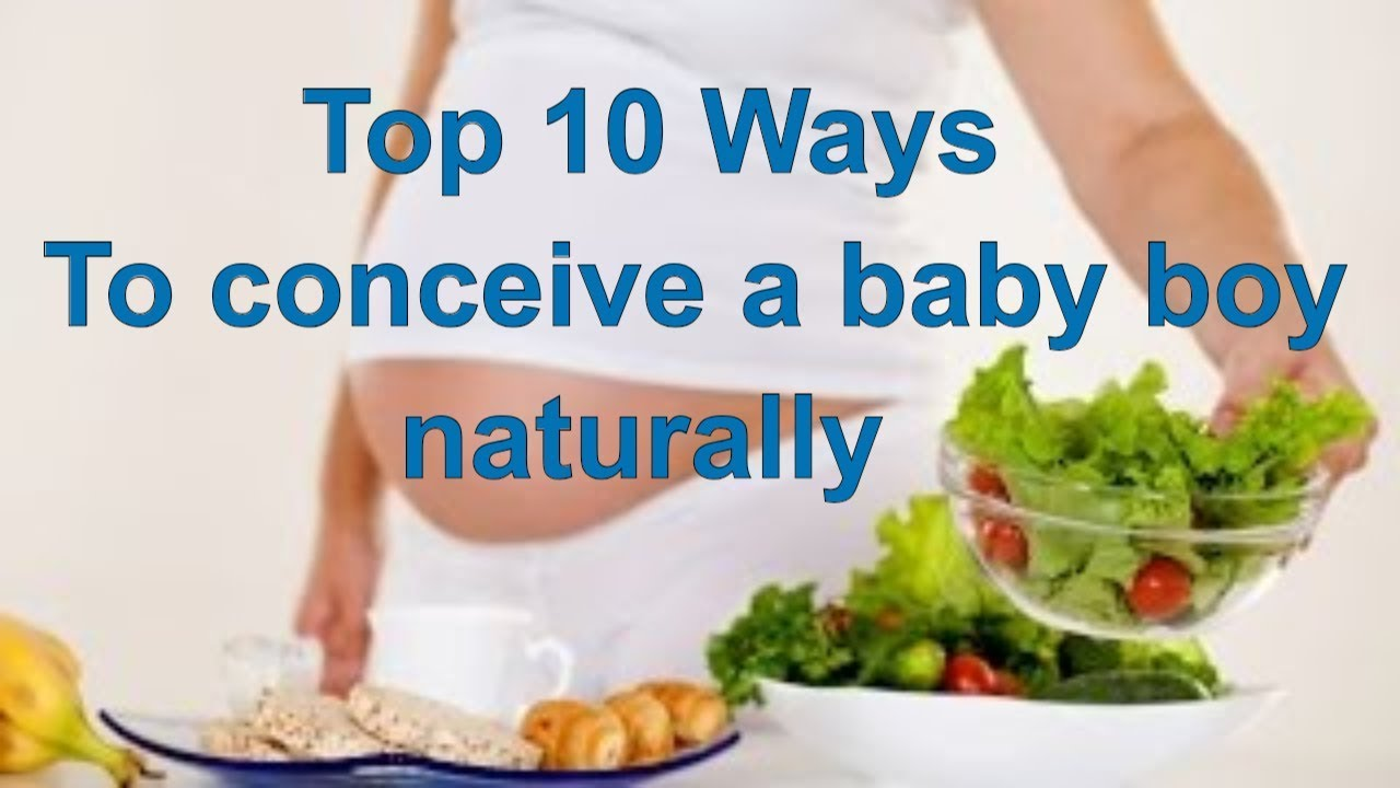 How to conceive a boy: all known ways
