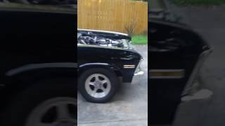 1972 Nova turbo 5.3