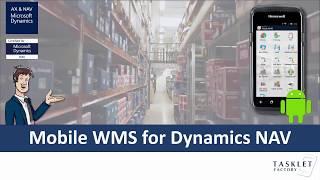 Mobile WMS for Dynamics NAV Webinar