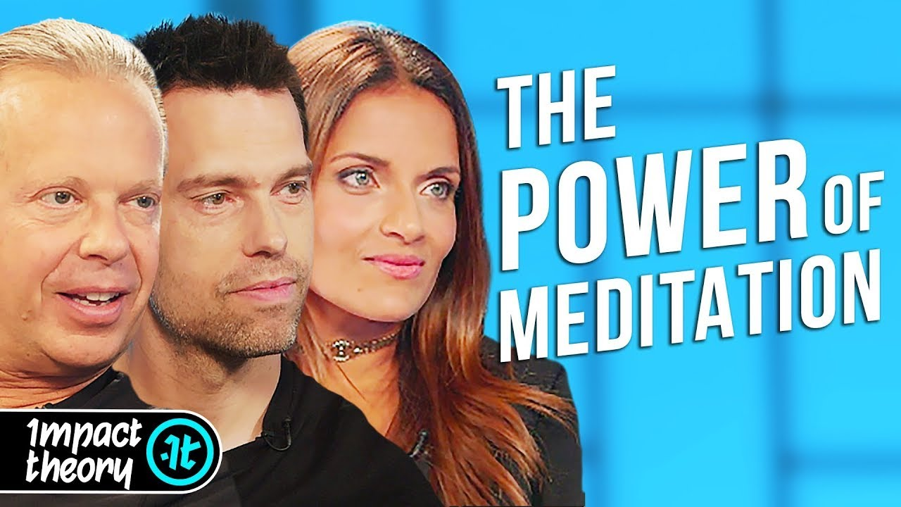 How to UseMeditationto Deal With Stress and Anxiety | Impact Theory