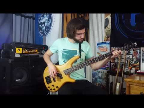 "Save Face - ""Overdue"" (Bass Playthrough)"