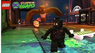 LEGO DC Super Villains Talon Unlock + Free Roam Gameplay