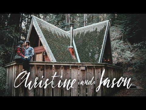 ENGAGEMENT VIDEO | BIG SUR | Christine & Jason