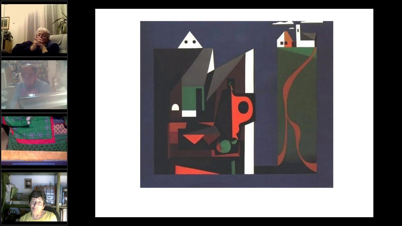 A 60-as évek művészete Korniss Dezső - Az online előadás sorozat 15. előadása