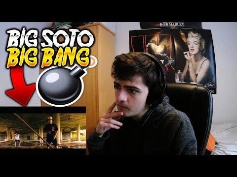 Big Soto - BIG BANG (REACCIÓN) | Hugo