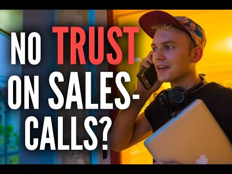 You NEED to Understand This Idea to Build Trust on Sales Calls