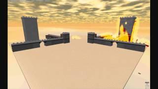 Roblox Pyros: Base BrickBattle Carte