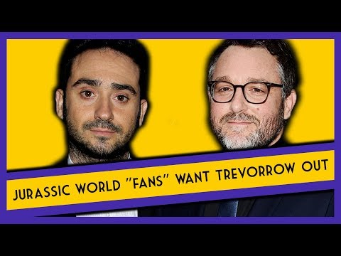 """Toxic """"Fans"""" Petition For Colin Trevorrow To Be Removed From Jurassic World 3 