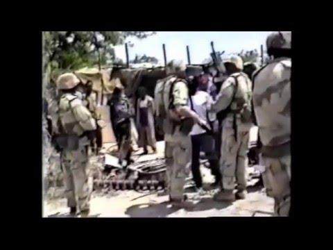 Operation Restore Hope - Mogadishu, Somalia, Africa