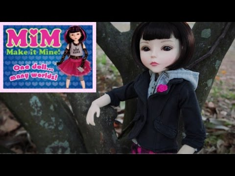 Make It Mine BALL JOINTED Play Doll Review!