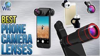10 Best Phone Camera Lenses 2018
