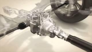Принцип работы полного привода Honda CR-V