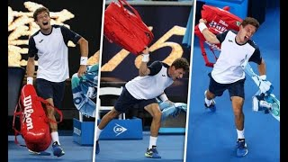 Carreno Busta vs Kei Nishikori Final Set Tie Break HD