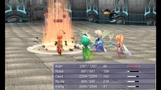 Final Fantasy IV (PC) - Boss: Dr. Lugae (Active/Hard)