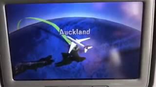 WORLD'S LONGEST FLIGHT Auckland Doha flight Qatar Airways