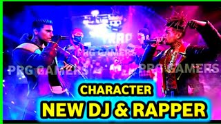 Free fire upcoming characters in Telugu||New characters in free fire in Telugu